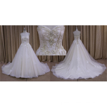 Champagne Wedding Dresses Online Sale